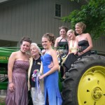 Prom Night in Green Acres